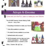 Adodpt-A-Gnome