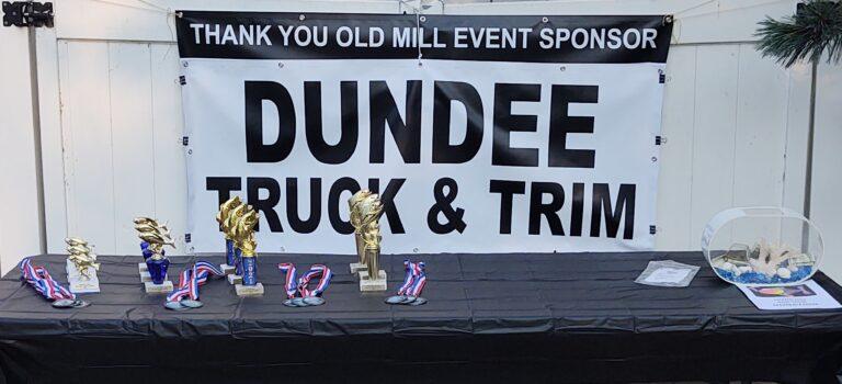 2021 Sposnsor Dundee Truck & Trim