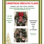 Christmas Wrewth Class December 7, 2021